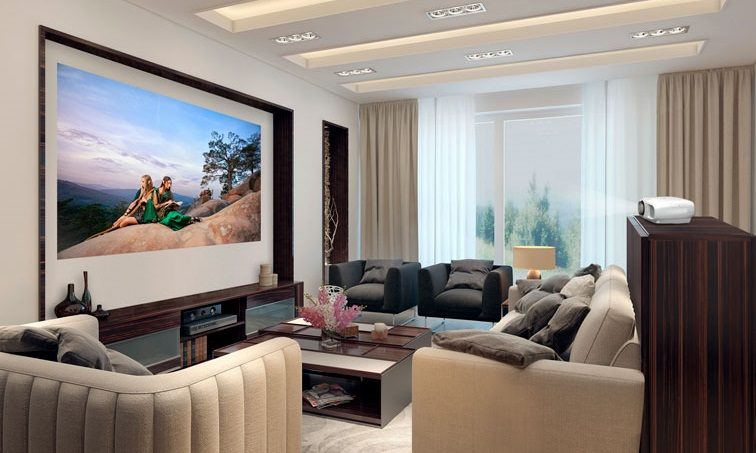 home cinema_projector